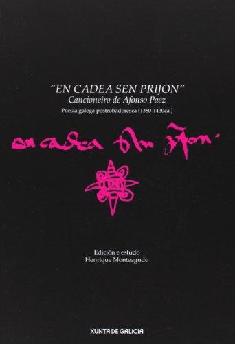 (G).EN CADEA SEN PRIJON. CANC.DE AFONSO PAEZ.POSTROBADORESC