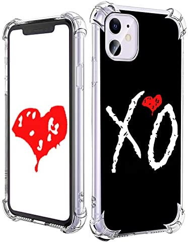 STSNano Case for iPhone 11 6 1 Trendy Cartoon Design Soft Clear TPU Cute Fun Cover Designer product image
