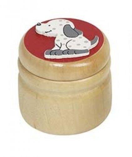 Goki Zahndose aus Holz - Hund