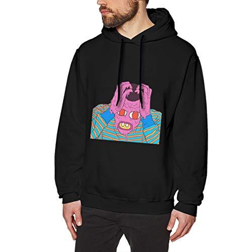 Rendechang Tyler The Cherry Adult Sweatshirt Pullover Hoodies for Men
