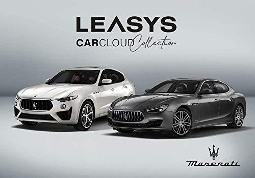 Iscrizione Abbonamento Leasys CarCloud Collection Maserati