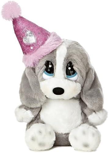 Aurora World Honey Lil Pup Birthday Plush with Hat, 7.5 by Aurora World