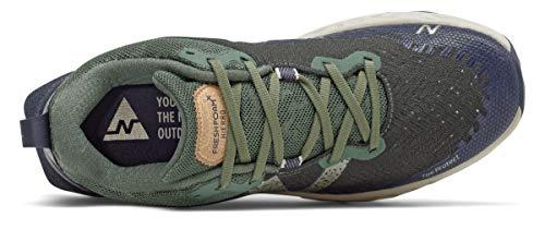 New Balance Fresh Foam Hierro V6 Trail Running Shoes (2E Width) - SS21-9.5 Green