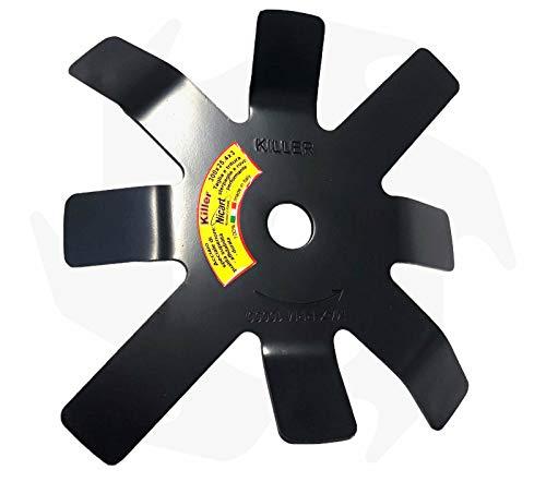 Cabezal de disco Killer para desbrozadora molinillo de ruidos, cañas, esterpajes