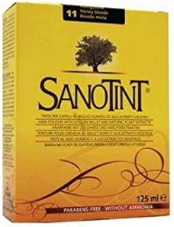 Tinte Sanotint (Rubio Dorado) 125 ml de Santiveri: Amazon.es ...