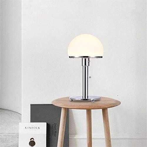 Diseñador LED Lámpara de mesa Wilhelm Wagenfeld Bauhau Lá
