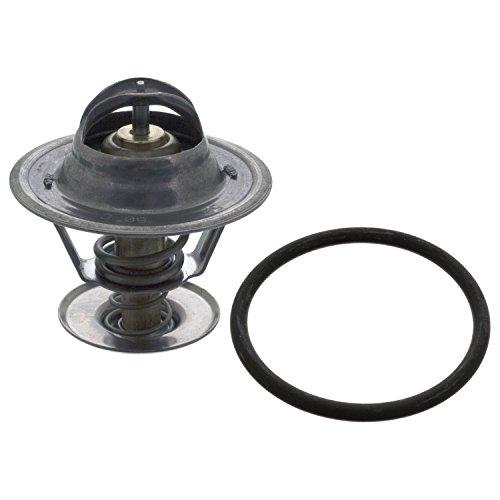 Febi Bilstein 18290 thermostaat met O-ring, schakeltemperatuur 80 °C, 1 stuk