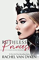 Ruthless Princess (Mafia Royals Book 1)