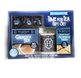 Nuevo estilo Hampton Selection Time for Tea Gift Set - Té, taza, galletas y mermeladas