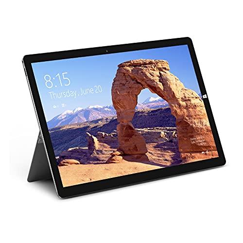 TECLAST X6 Plus 3K Laptop 2 in 1 Tablet PC 12,6 Zoll Windows 10, 2880x1920(WQHD), 8GB RAM+256GB SSD, Intel® Processor N4100, 2+5MP Kamera+Typ C+USB*2+Micro HDMI+TF+38000mWh (ohne Tastatur und Stift)