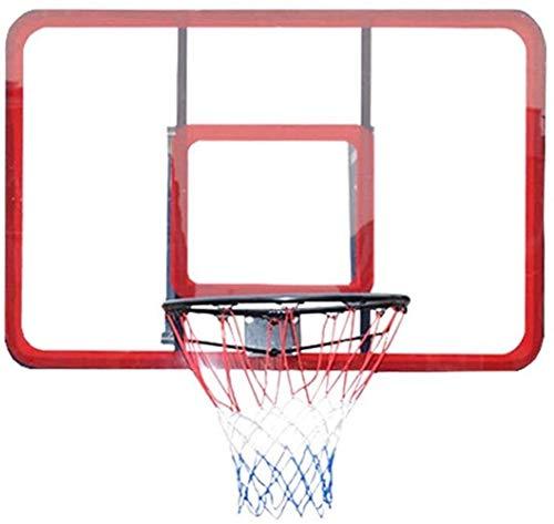 Canasta baloncesto pared Sistema de baloncesto, juego de baloncesto tarjeta de circuito impreso, una fuerte resistencia a la corrosión, prevención de la oxidación 47,6 31,8 * En cubierta montado en la