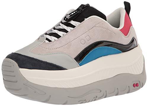 Coolway Damen Low-Top Sneaker, Blau (Mul), 42 EU