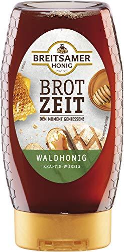 Breitsamer Brotzeit, Waldhonig, 5er Pack (5 x 350 g), 3581