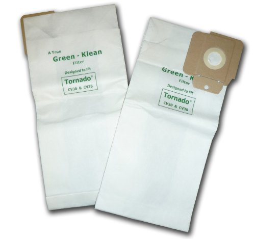 Premium Replacement Commercial Vacuum Paper Bag for NSS Pacer 30 Vacuum Cleaners 3190791 Pack of 3 3 Janitized JAN-NSSP30-2 OEM#32-9-082-1