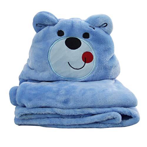 Gyratedream Baby Leuke Cartoon Hooded Badjas Deken Kinderen Dier Peuter Babies Handdoek Bad voor 0 tot 4 Jaar oud A11