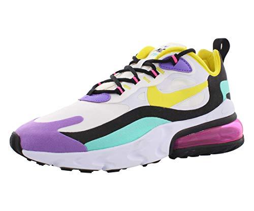 Nike - Zapatilla W Air Max 270 React - AT6174 101 - Mehrfarbig, 39