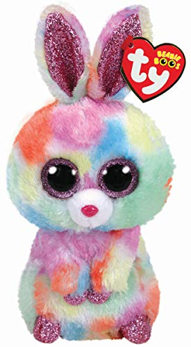 Ty - TY37276 - Beanie Boo's - Bloomy The Rabbit Soft Toy