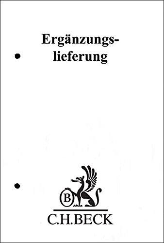 Deutsche Gesetze 178. Ergänzungslieferung Januar 2020