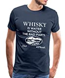 T-Shirt Whisky is Water