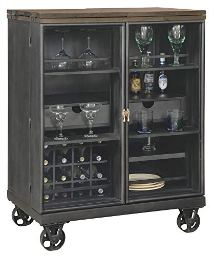 Howard Miller Roth Wine Console 547-327