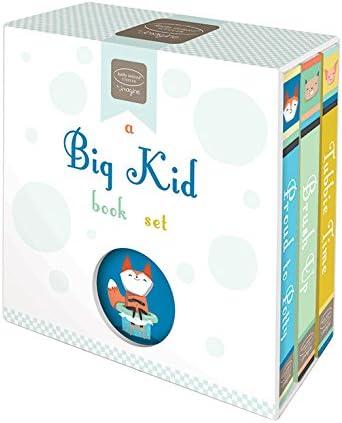 Bendon 42595-Amzb Kathy Ireland New arrival Big Piece Kid 18 3-Book Columbus Mall Set