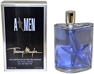 Angel by Thierry Mugler for Men - Eau de Toilette, 100ml, 3 Count