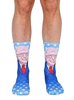 Living Royal - People Crew socks - 1 Pair  Bernie Sanders