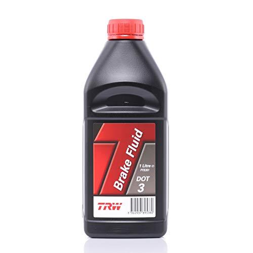 TRW PFB301 DOT 3 - Líquido de frenos, 1 l