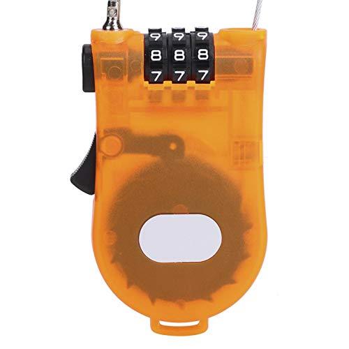 Pelnotac Drawstring Password Lock, Keyless Anti-Theft Digital Lock Waterproof Motorcycle Helmet Locks for Cabinets Toolboxes