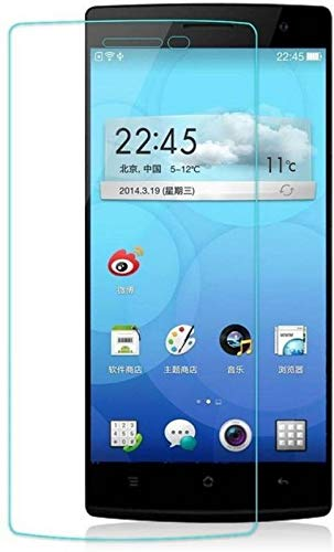 Timbu Edge to Edge Hammer Proof Screen Guard 9H Hardness Anti Fingerprint 0.33mm HD+ View Crystal Clear Precisely Engineered Tempered Glass For XOLO Q500S IPS