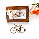 Bike Bottle Opener - Cycling Gifts for Hipsters - Bicycle Decor - Gift for Cyclist - Bicycle Beer Opener in Gift Box - Beautiful Bike Decor (Bicycle)