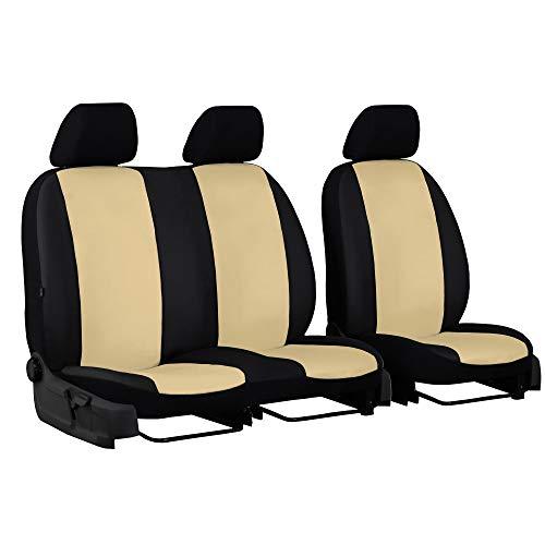 Coprisedili universali per Opel Movano II fino a 10 Bus 1 + 2 coprisedili anteriori