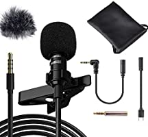 Save on infinitoo Professional Lavalier Microphone