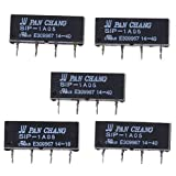 Gump's grocery 5PCS 5V Relay SIP-1A05 Reed Switch Relay for PAN Chang Relay 4PIN