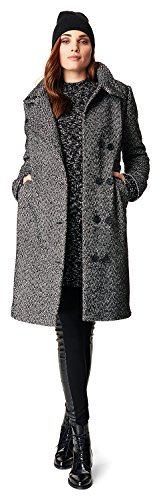Noppies Jacket Ilena 70751 Abrigo premamá, Negro (Black C270), 46 (Talla del...