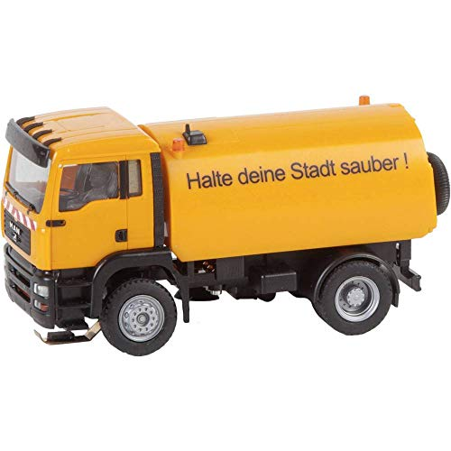 Faller 161482 Car System LKW Man TGA Street Sweeper V