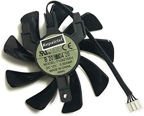 Sapphire R9-370 RX570 GPU Cooler Video 3 Oakland Mall R9 for Fan depot Radeon Cards