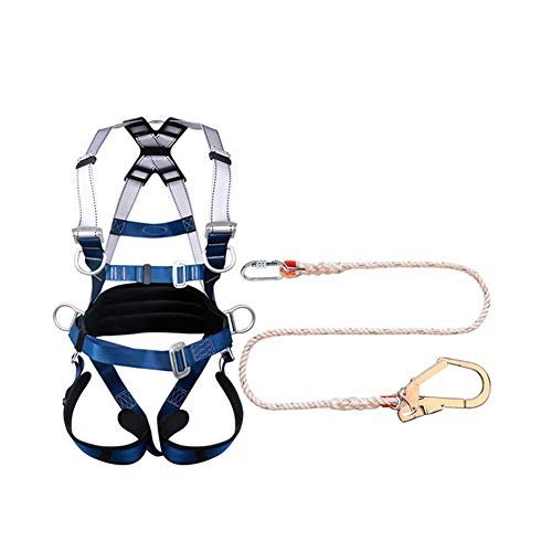 Cinturón De Seguridad para Todo El Cuerpo, Arnés De Seguridad, Protección contra...