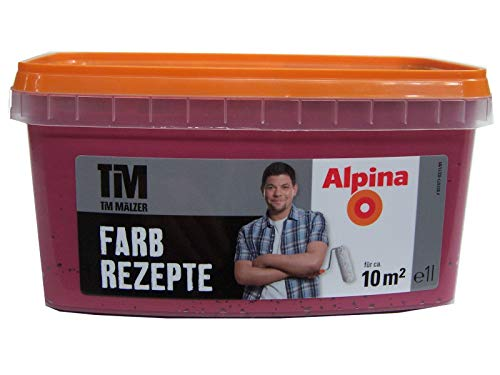 ALPINA Farbe Tim Mälzer Farbrezepte 1 L, Rendezvous