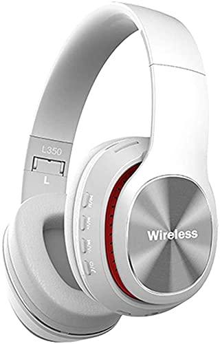 Audífonos Inalámbricos Bluetooth Diadema, Auriculares Inalámbrico Diadema Alta Fidelidad Estéreo,Cancelacion de Ruido, Volumen...