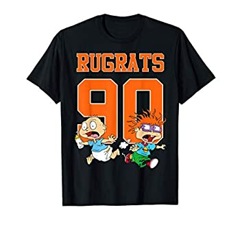 Rugrats Classic Basketball Jersey Tommy and his friends T-Shirt