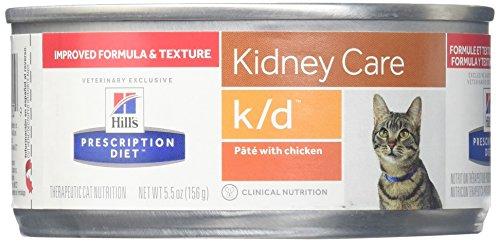 Hill'S Prescription Diet K/D Feline Renal Health   Chewy