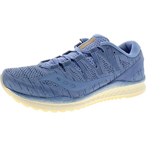 Saucony Women's Freedom ISO 2 Blue Shade Running Shoe 5 M US
