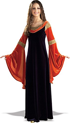 Rubie's Women's Lord Of The Rings Deluxe Arwen Dress, Multicolor, One Size