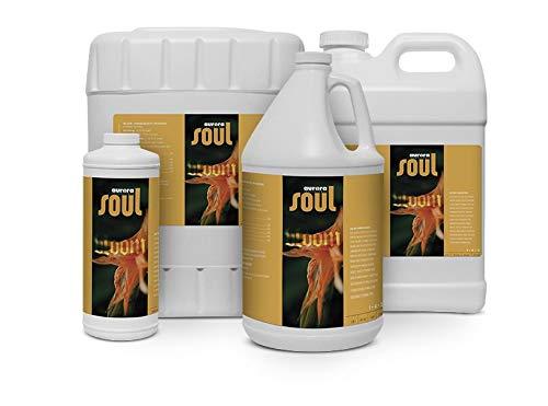 Soul Bloom, Liquid Fertilizer for Hydroponics and Soil, 1-4-3, Quart