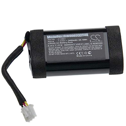 vhbw batería Compatible con Bang & Olufsen BeoPlay P6 Altavoz...