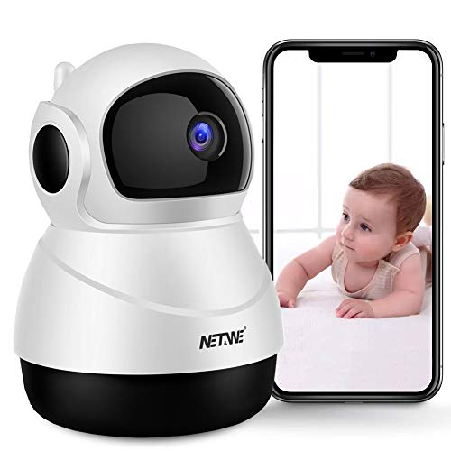 Netwe WiFi IP Camera 1080P Wireless Security Camera Indoor Home IP Camera