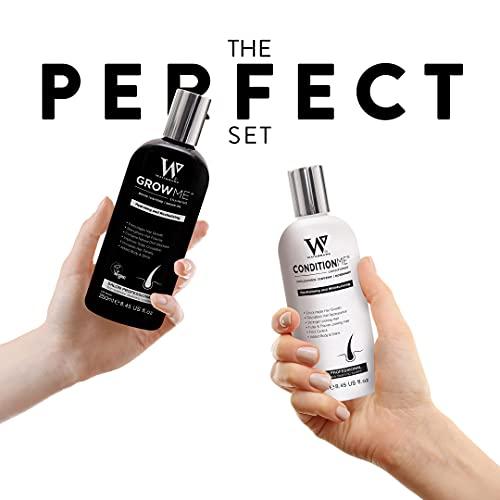 Watermans Shampoo e balsamo per la crescita dei...