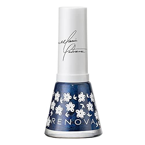 Esmalte Azul  marca Renova