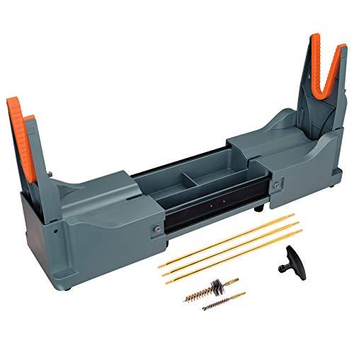 Raiseek Gun Cleaning Stand Compact Rifle Shotgun Range Stand for Cleaning